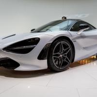 McLaren 720s Unveiling